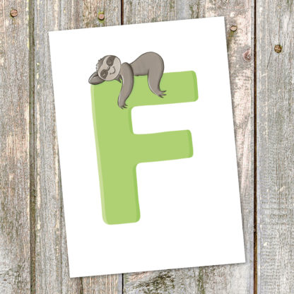 postkarte-faultier