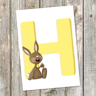 postkarte-hase