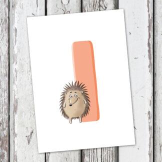 postkarte-igel