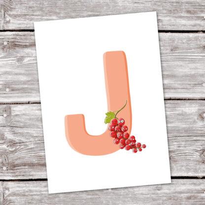 postkarte-johannisbeeren