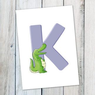 postkarte-krokodil