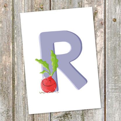 postkarte-radieschen