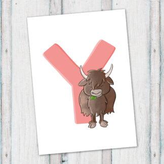 postkarte-yak