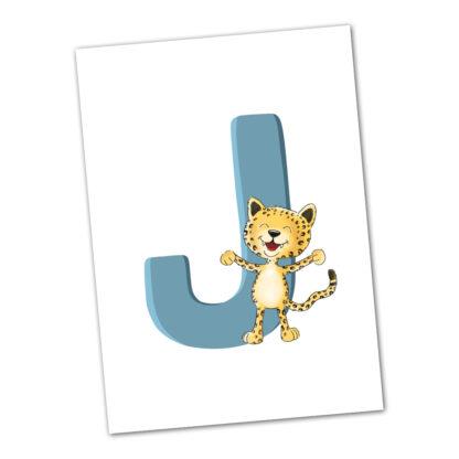 postkarte-jaguar-white